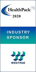 HealthPack 2020. Industry Sponsor - Westpak